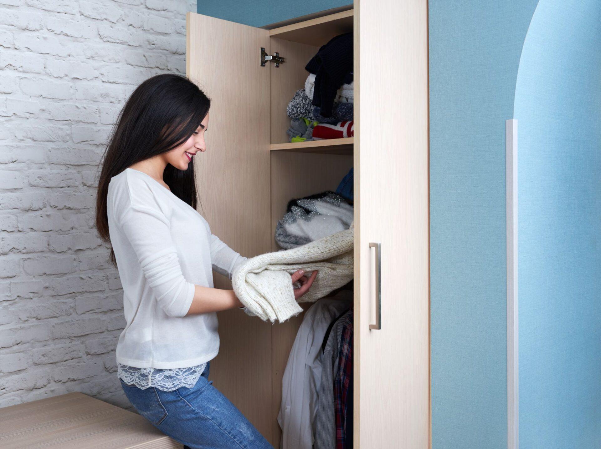 Top 5 Closet Organization Trends